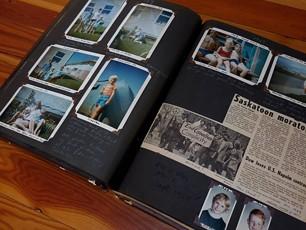 семейный альбом фотографий